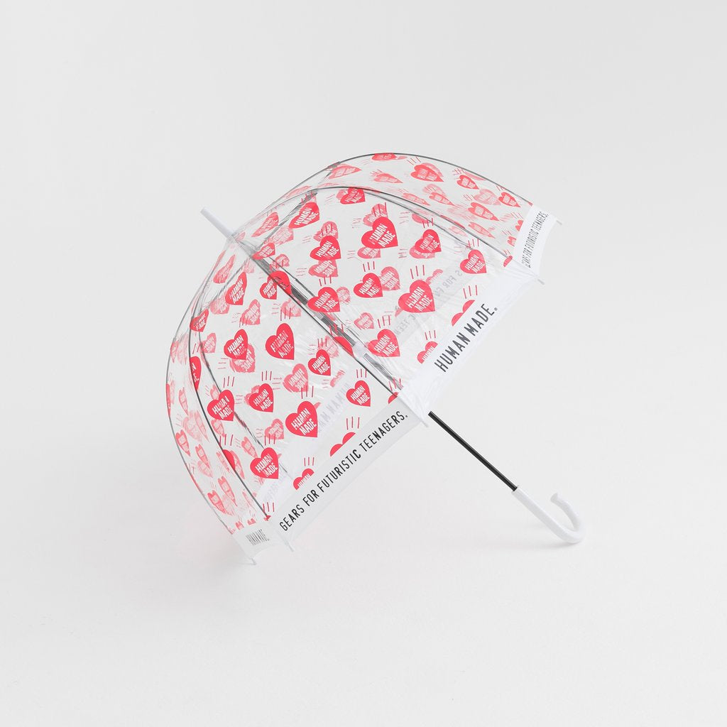 human made fulton umbrella (red)