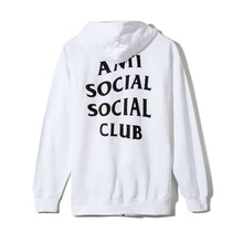 Load image into Gallery viewer, anti social social club masochism zip up hoodie
