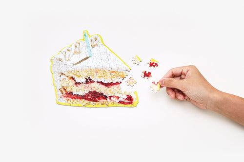areaware birthday cake puzzle