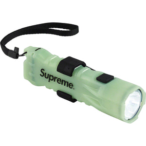 supreme x pelican 3310PL flashlight (GID)