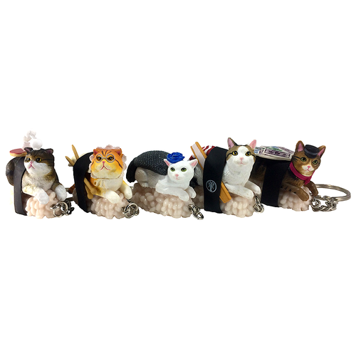 nekozushi sushi cat blind box (series 2)