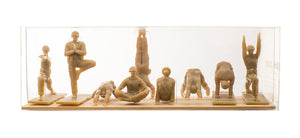 yoga joe set (tan)