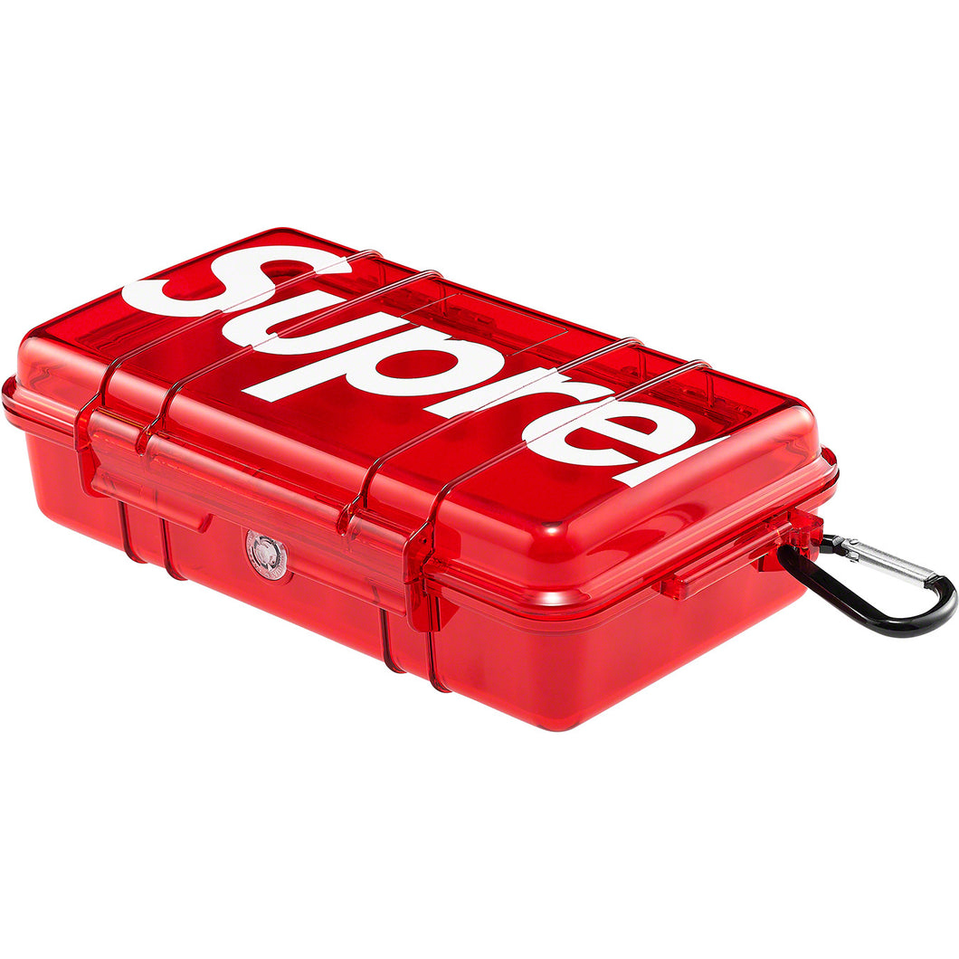 supreme x pelican 1060 case (red)
