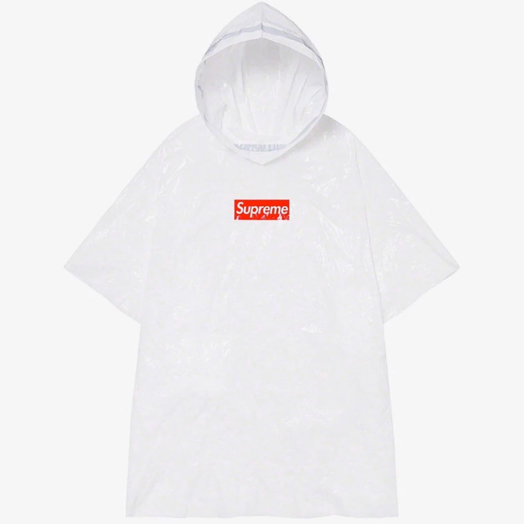 supreme ballpark poncho