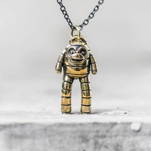 Load image into Gallery viewer, blamo bandit necklace