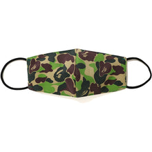 Load image into Gallery viewer, bape abc camo mask ss20 (green)