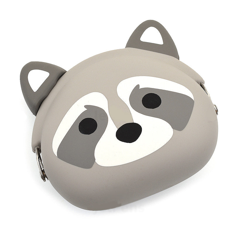 mimi pochi friends raccoon