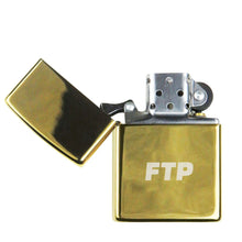 Load image into Gallery viewer, ftp gold logo lighter