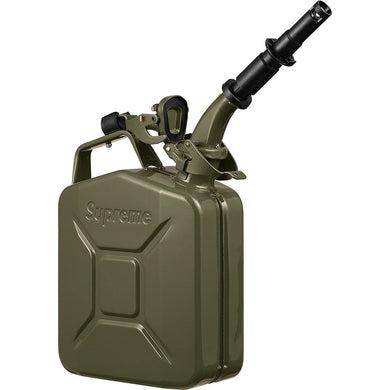 supreme/wavian 5L jerry can (green)
