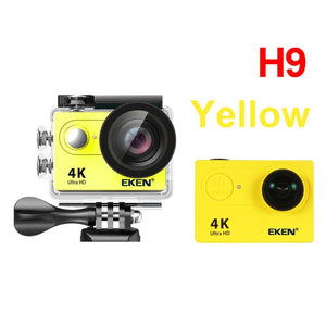 ORIGINAL -EKEN H9R / H9 Action Camera Ultra HD 4K / 30fps WiFi 2.0