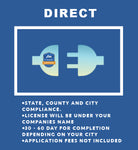 DIRECT- State,County and City STR Compliance