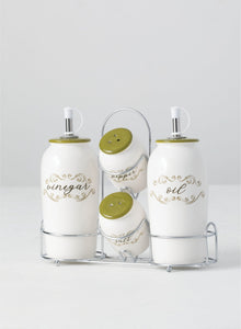Herb Condiment Set