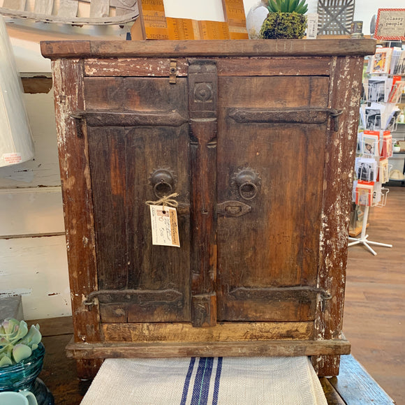 Cute Old Cabinet