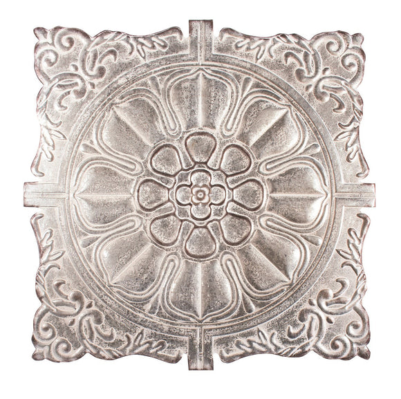 Metal Medallion Wall Art