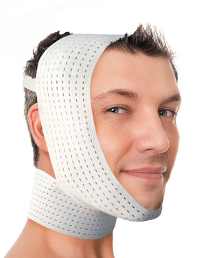 Calla Breeze - Chin & cheek compression with neck band and cold packs
