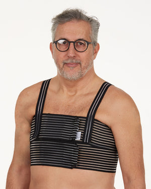 Thor.2 - Dual band chest compression binder