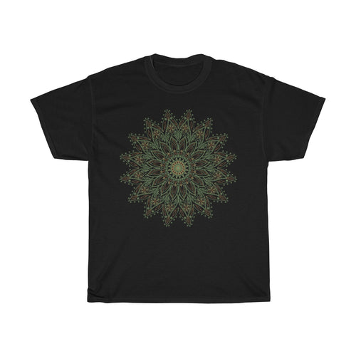 Elemental Mandala EARTH  T-shirt