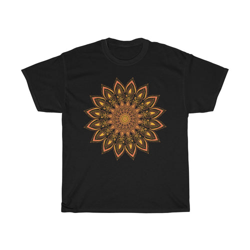 Elemental Mandala FIRE T-shirt