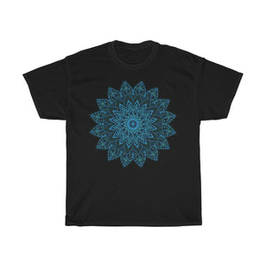 Elemental Mandala WATER T-shirt