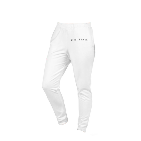 Joggers (White)