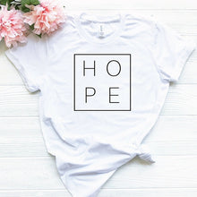 Load image into Gallery viewer, Hope T-shirt - We Love Faith