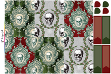 Load image into Gallery viewer, Gothic Christmas Weekly Kit