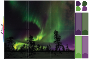 Northern Lights Photo Weekly Kit