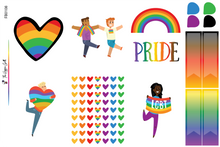 Load image into Gallery viewer, Pride Weekly Kit