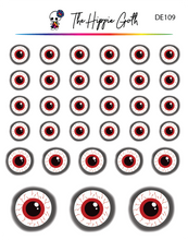 Load image into Gallery viewer, Angry Eye Ball Decorative