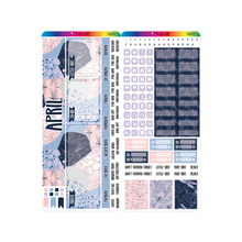 Load image into Gallery viewer, April 2020 Hobonichi Weeks Monthly Kit