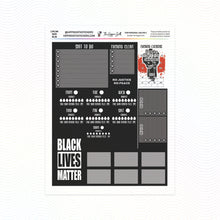 Load image into Gallery viewer, Black Lives Matter Free Printable - LPA B6 Size