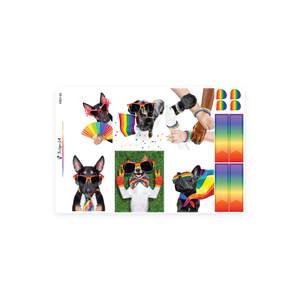 Pride 2020 Weekly Kit
