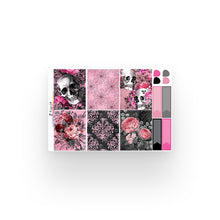 Load image into Gallery viewer, Pink Gothic Weekly Kit