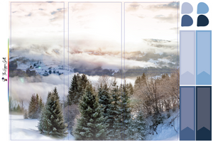 Winter Photo Weekly Kit