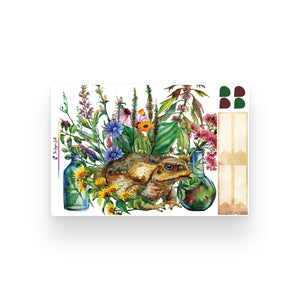 Watercolor Alchemy Weekly Kit