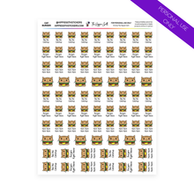 Load image into Gallery viewer, Cat Burger Printable