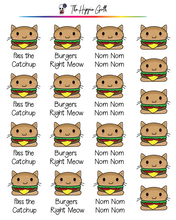 Load image into Gallery viewer, Cat Burger
