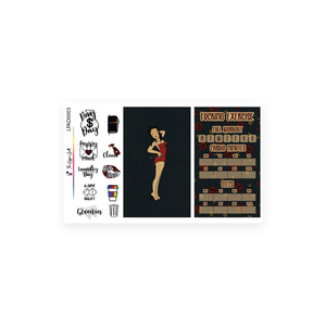 Pinup Vintage Tattoo LPA B6 Weekly Kit