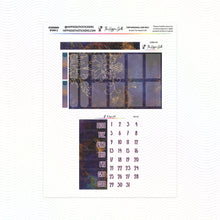 Load image into Gallery viewer, Evening Star Weekly Kit Printable