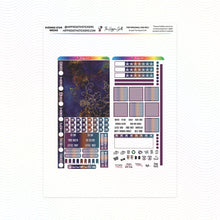 Load image into Gallery viewer, Evening Star Hobonichi Weeks Printable