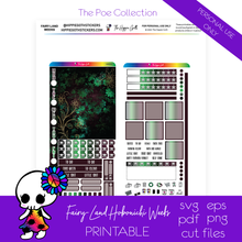 Load image into Gallery viewer, Fairy-Land Hobonichi Weeks Printable