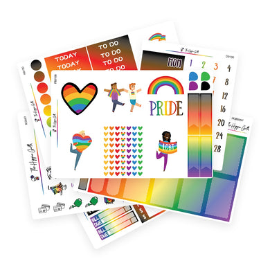 Pride Weekly Kit