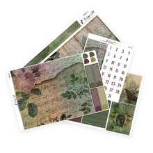 Load image into Gallery viewer, Vintage Spring Weekly Kit