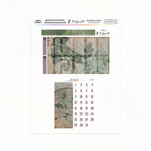 Load image into Gallery viewer, Green Spring Weekly Kit Printable