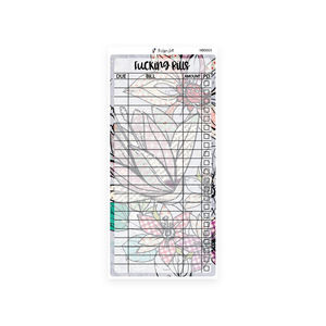 Fucking Bills Hobonichi Bundle