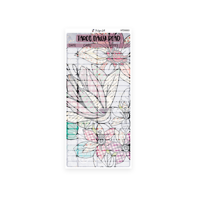 Midsummer's Night Tarot Daily Read Hobonichi Sticker