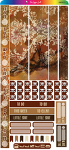 Load image into Gallery viewer, Fall Epherma Hobonichi Weekly Kit