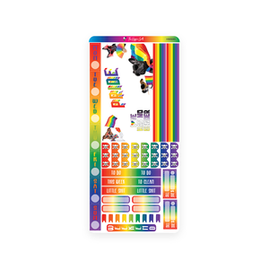 Pride 2020 Hobonichi Weekly Kit