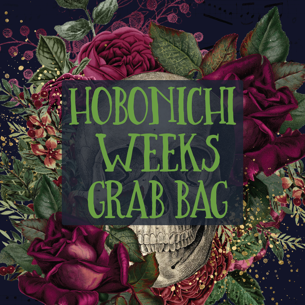 Hobonichi Weeks Weekly Kit Grab Bags