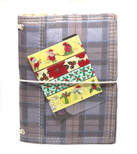 Load image into Gallery viewer, Christmas Character Washi Sampler